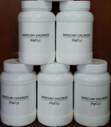 mercury chloride